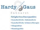 Logo Zahnarzt : Hardy Gaus, Zahnarztpraxis für Ganzheitliche Zahnmedizin, , Strassberg