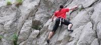 Klettern-Freeclimbing