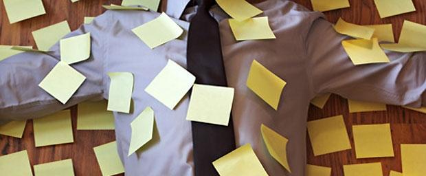 Stress und Multitasking machen vergesslich