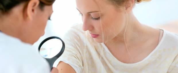 Dermatologische Untersuchungen