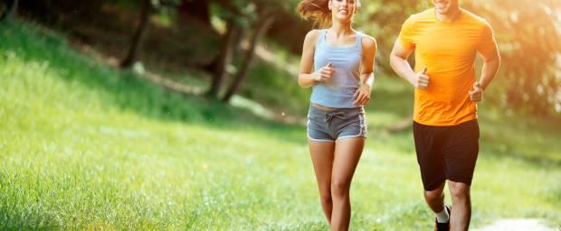 Jogging - Laufen