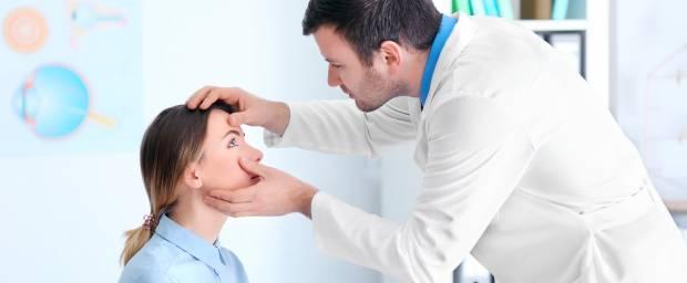 Gefäßverschluss des Auges