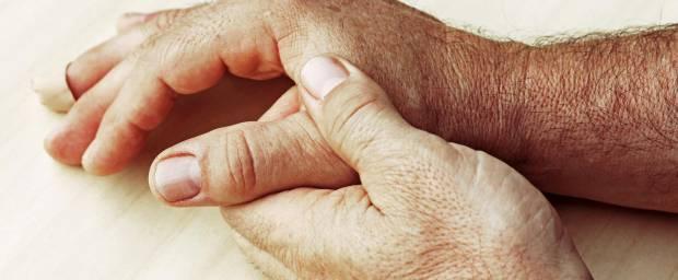 Schmerzen in der Hand