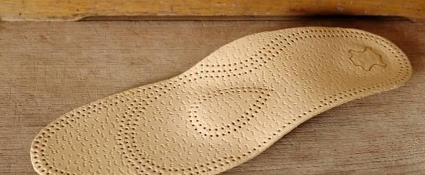 Einlage für Schuhe bei Hallux Valgus