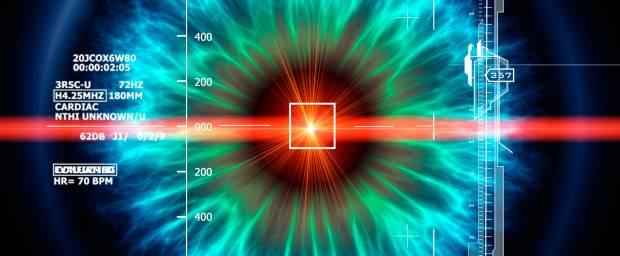 Hornhaut Laserbehandlung PTK