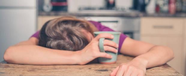 Müdigkeit als Symptom