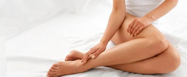 Nerveneinengung am Bein
