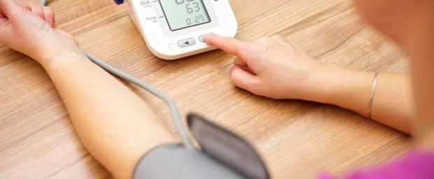 Niedriger Blutdruck (Hypotonie)