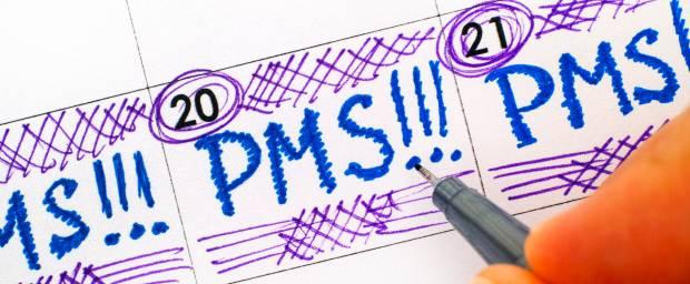 Prämenstruelles Syndrom PMS