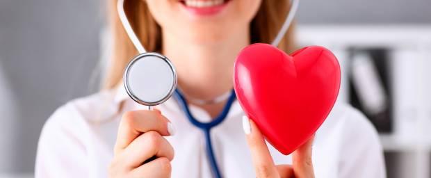 Szintigraphie des Herzens