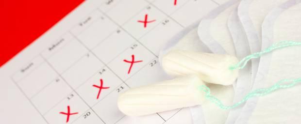 Menstruationskalender Wechseljahre