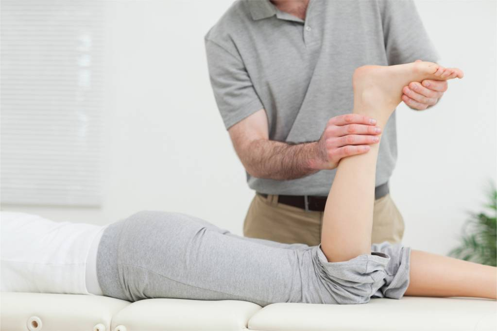 Achillessehnenriss - Riss der Achillessehne