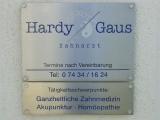 , Hardy Gaus, Zahnarztpraxis für Ganzheitliche Zahnmedizin, Strassberg, Zahnarzt