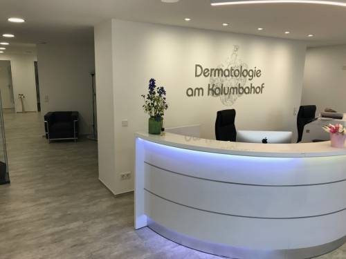 , Dr. med. Uta Schlossberger, Dermatologie am Kolumbahof, Köln, Hautärztin