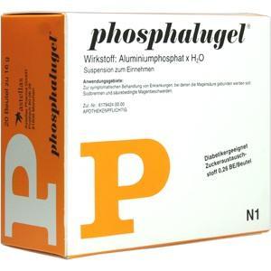 phosphalugel btl astellas pharma gmbh pzn 2069390. Black Bedroom Furniture Sets. Home Design Ideas