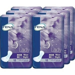 tena lady maxi night sca hygiene products vertriebs gmbh. Black Bedroom Furniture Sets. Home Design Ideas