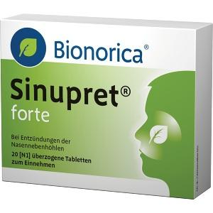 Sinupret forte Dragees, 20 ST