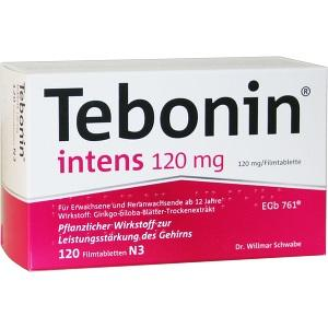 Tebonin intens 120mg, 120 ST